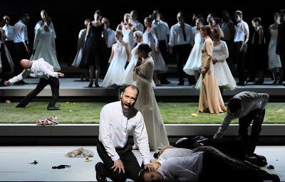Torsten Fischer met en scène le Messie de Haendel au Theater-am-Gärtnerplatz