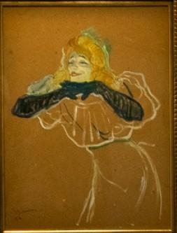 Toulouse Lautrec résolument moderne