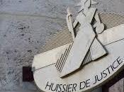 huissiers justice Français