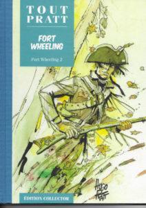 Fort Wheeling T2 (Pratt) – Editions Altaya – 12,99€