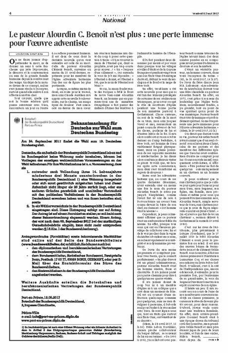Modele Lettre Prorogation Offre De Pret Immobilier Lenouvelliste