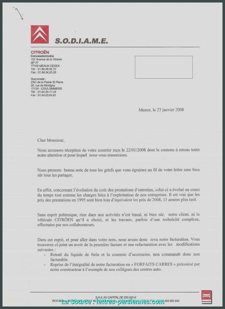 Qualifié Modèle Lettre Demande De Prorogation Modele Lettre ...