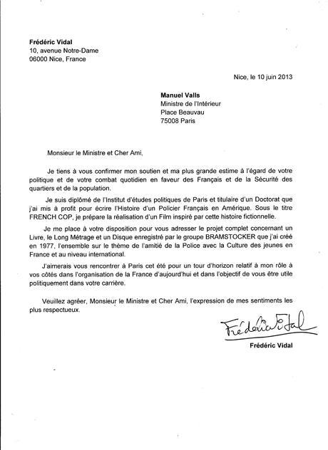 lettre demission conseil municipal
