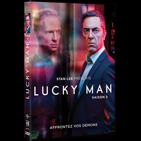 Série DVD : Luckyman saison 3