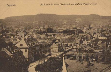 Voyage en Allemagne – Bayreuth et Wagner - 1