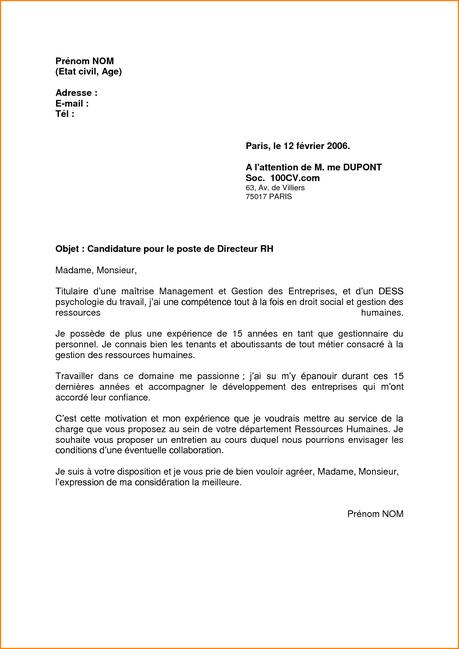 Lettre De Motivation Licence Pro Alternance Paperblog