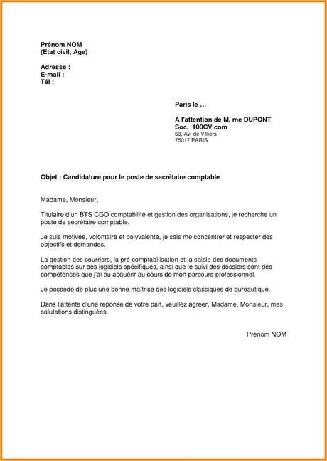 Exemple lettre de motivation licence exemple de lettre ...