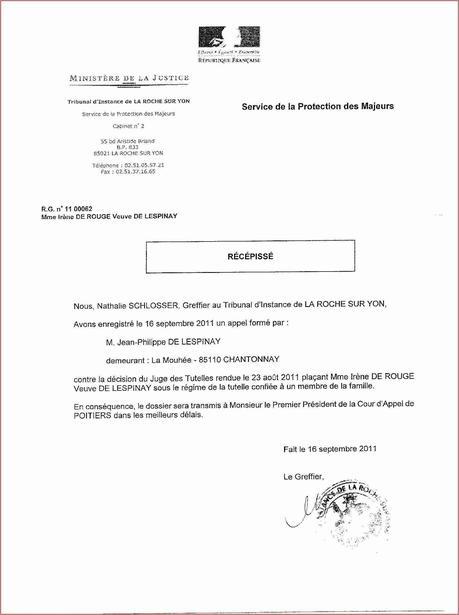 Exemple De Lettre Pour Contester Une Facture Les Meilleur ...