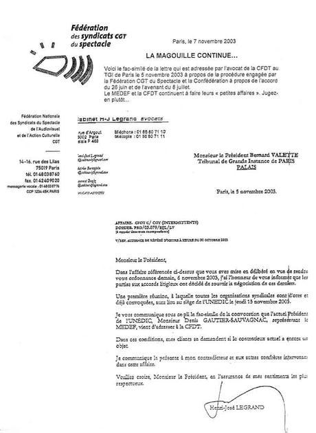 modèle lettre à un avocat - Modele et exemple de lettre