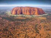 Uluru, site sacré en terre aborigène !