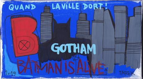 Batman is alive