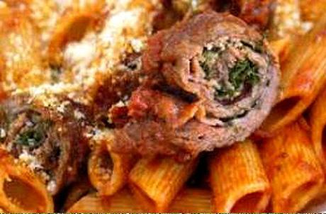 Recette de la macaronade aux brageoles ou saucisses (cuisine de Sète)