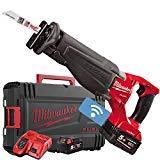 Avis sur la Scie sabre électrique MILWAUKEE 4933451666