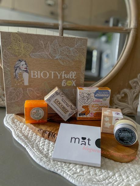 #14 Biotyfull Box d'Octobre 2019