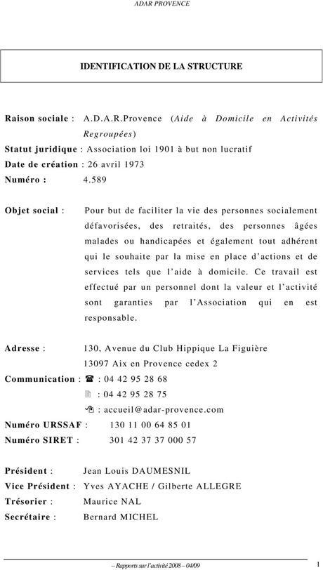 RAPPORT MORAL RAPPORT D ACTIVITE RAPPORT FINANCIER - PDF