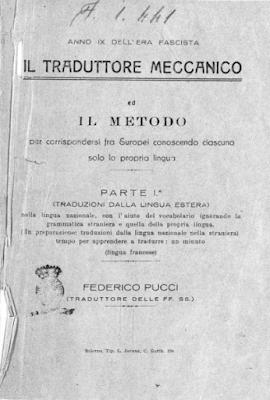 Réécrire l'histoire de la traduction automatique