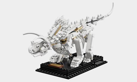 Lego Ideas dévoile un set «Dinosaur Fossils» pour adultes