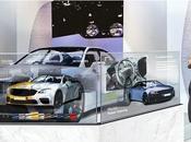 L'affichage dynamique mode transparent grâce l'écran OLED 55EW5F