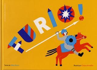 Furio! de Gilles Baum et Chiara Armellini