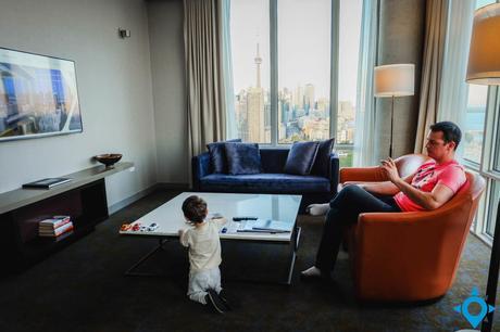 toronto x hotel family