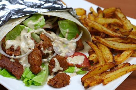 Bluffez vos ados avec cette recette de kebab végétalien