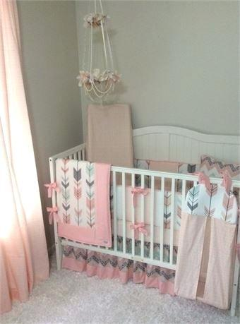pink crib bedding pink camo crib bedding canada