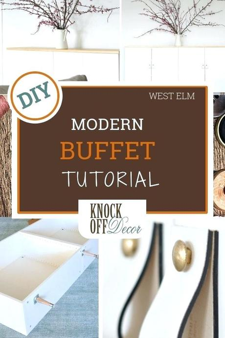 west elm modern buffet west elm modern buffet review