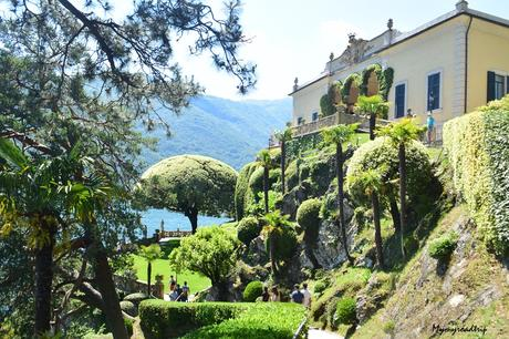Trois jours de visites au Lac de Côme dans le nord de l'Italie