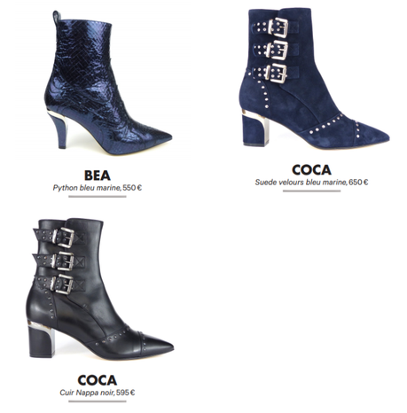 Boots : L'inspiration Rock de Violet Tomas