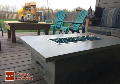 coffee table fireplace outdoor outdoor gas fireplace how to