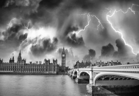 Thursday thunder: brexit pantomime