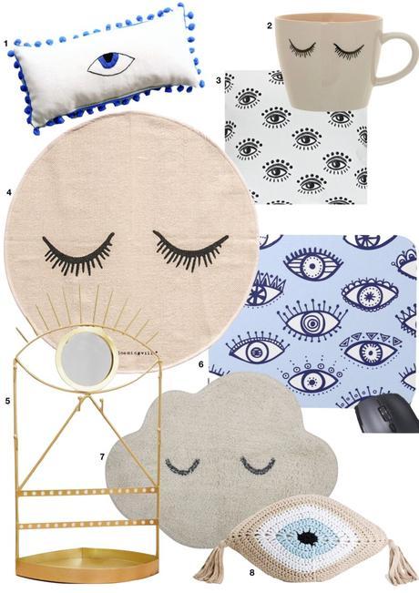 shopping list déco laiton crochet coton tapis enfant