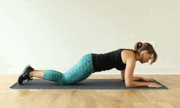 Exercices de gainage pour débutant