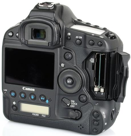 Ulasan AF di Live View Kamera Canon EOS 1D