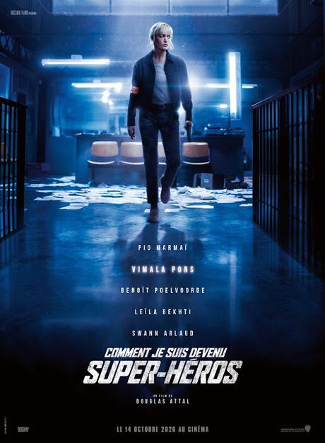 Premier teaser trailer pour Comment je suis devenu super-héros de Douglas Attal