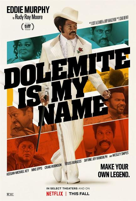 [CRITIQUE] : Dolemite is my name