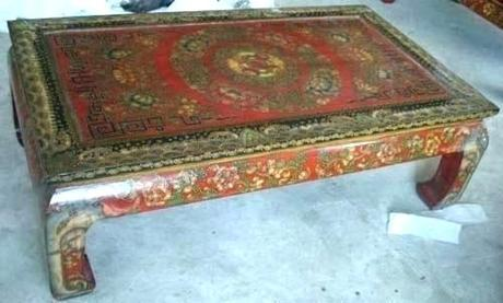antique chinese coffee table coffee table