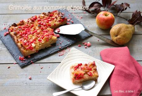 Grimolée aux pommes et poires