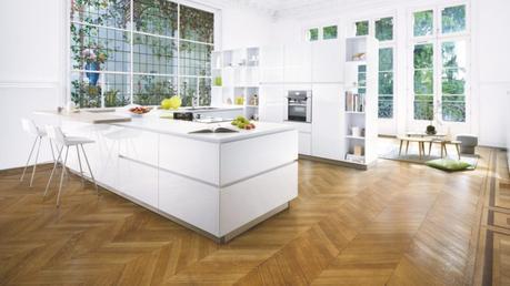 10 idées pour une cuisine toute blanche
