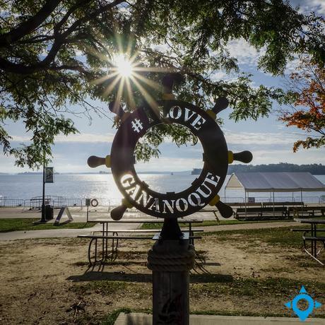Gananoque croisière mille îles