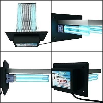 best uv light for hvac hvac uv light kit home depot
