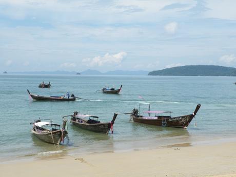 Ao Nang, province de Krabi
