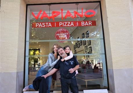 Un roadtrip en Italie, avec Vapiano