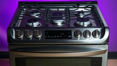 lg gas oven lg gas oven self clean