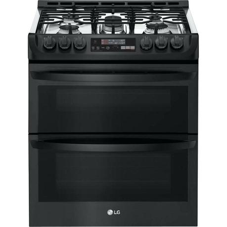 lg gas oven lg gas oven range review