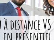 Formation distance formation présentiel