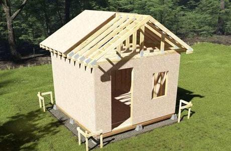 storage shed designs storage shed diy cost