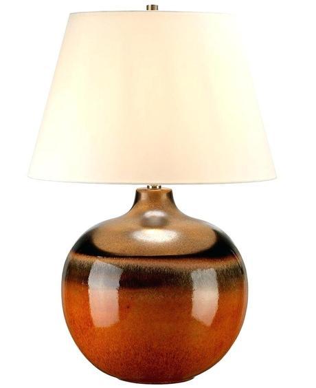 orange table lamps orange glass table lamp uk