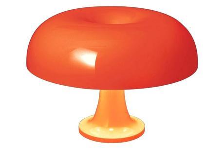 orange table lamps burnt orange table lamp shades