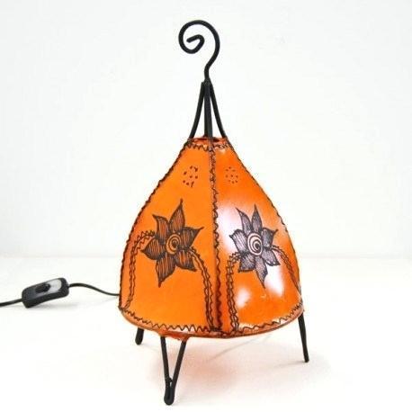 orange table lamps orange table lamp base